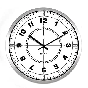 Royal 12 Inches 14 Inches Wall Clock European Creative Fashion Living Room Bedroom