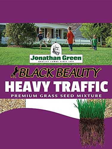 Jonathan Green Heavy Traffic Grass Seed, 25-Pound
