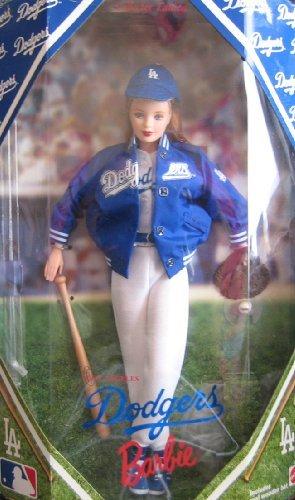 Los Angeles Dodgers Barbie
