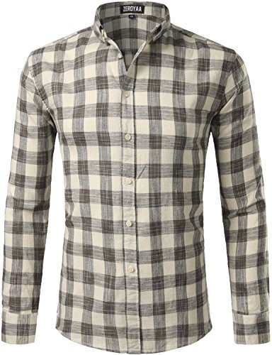 dress shirts that go with brown pants - 4