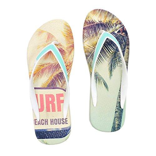 Frida Kahlo Flip-flop Sandals Surf