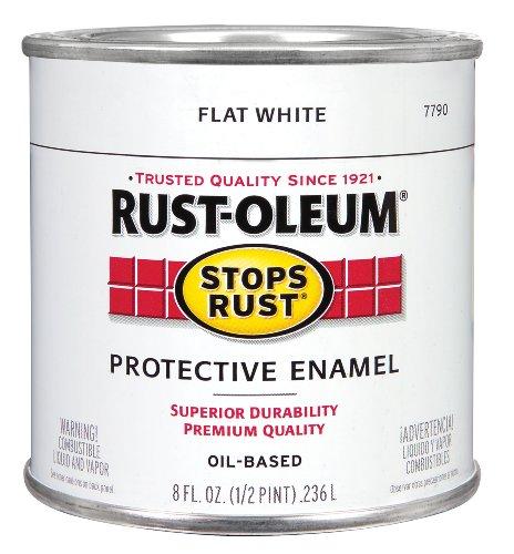 Rust Oleum 7790730 Protective Enamel 8 Ounce