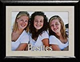 Best PersonalizedbyJoyceBoyce.com Friends Forever Picture Frames - 5x7 JUMBO ~ BESTIES Landscape Picture Frame ~ Review