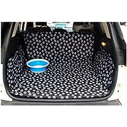 Car SUV Van Cargo Cover - Waterproof Floor Mat for Dogs
