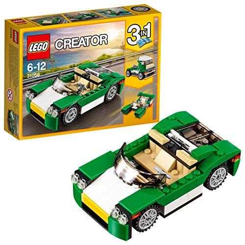 레고(LEGO) creator 녹색의 오픈 카 31056