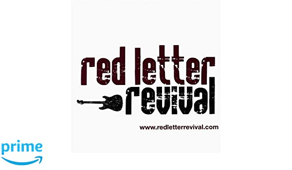 Red Letter Revival.Red Letter Revival Gotta Stand Up Amazon Com Music
