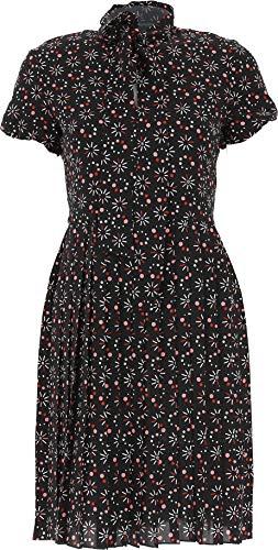 97 Druck Emporio Kleid Armani Damen 1 qq1nZw7Ax
