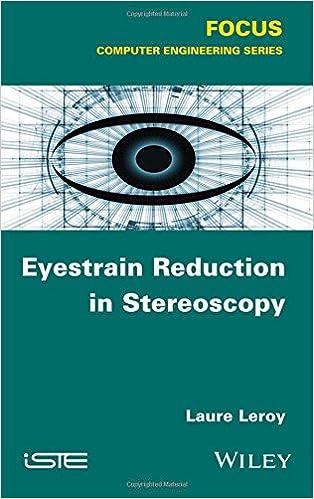 Eyestrain Reduction in Stereoscopy (Focus: Computer
