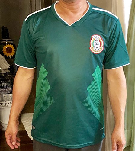 the latest 3b560 6c896 Mexico National Team 2018 World Cup Jersey Replica XL