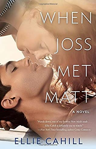 book cover of When Joss Met Matt