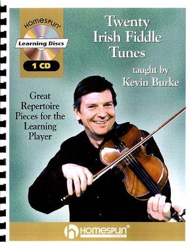 Twenty Irish Fiddle Tunes by Kevin Burke (2000-07-01)