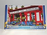 Puzzlebug ~ Colorful Coffee Shop, Ireland ~ 500 Piece Puzzle
