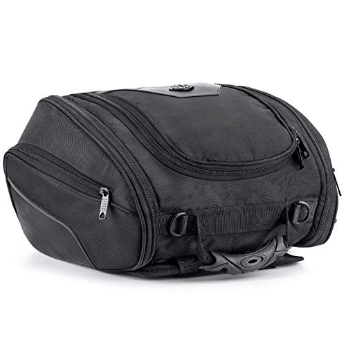 Motorcycle Tail Bags Luggage - 4