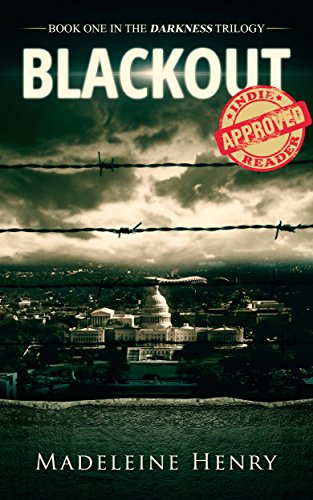 Blackout (Darkness Trilogy Book 1) by [Henry, Madeleine]