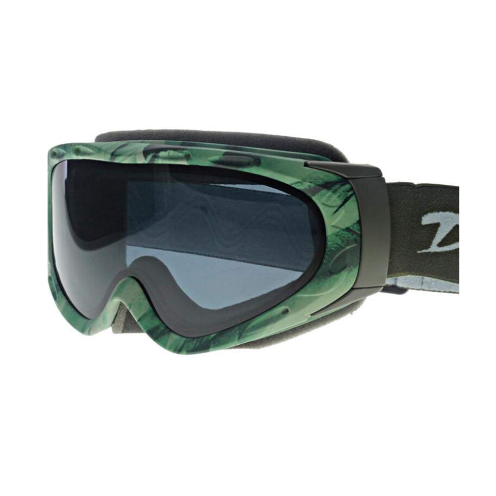 He-yanjing Snowboarding Goggle, Double Lens UV Protection Anti-Fog UV Protection Ski Snowboarding Goggles, ski Glasses (Color : B) by He-yanjing