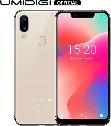 UMIDIGI A3 Pro Smartphone Libres Android 9 Pie Pantalla 18:9/5.5 ...