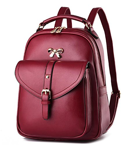 sac 32cm mode PU de main la multifonctionnel Sac femmes à sac 13 des à en souple dos cuir décontracté 24 XqBCHEw