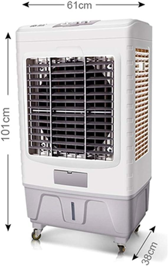 Ventilador con Aire Acondicionado Refrigerador con Agua y Hielo ...