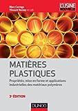 Matières plastiques - 3ème édition