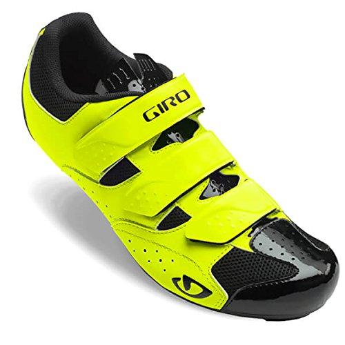 Giro (ジロ) Techne Road Ride Shoes ロードバイク ビンディングシューズ イエロー [並行輸入品] B07B7NM2P9 27cm(EU42) イエロー
