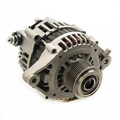 maXpeedingrods Alternator 12V 110A for Nissan GU Patrol Y61 Engine ZD30DDTI 3.0L Diesel 01-14 110a Engine