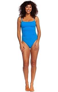 3596acc095a Karla Colletto Women's Sorella Sorella Color Block One Piece ...