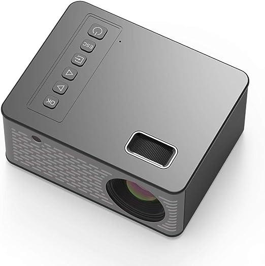 dianhai306 Mini proyector portátil inalámbrico , Proyector ...