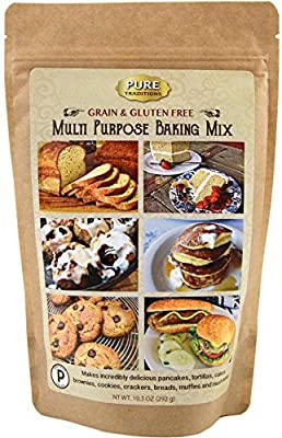 Certified Paleo Multi Purpose Baking Mix - 100% Grain and Gluten Free!
