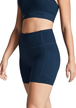 Rockwear Activewear Women's Mid Thigh Pocket Tight from Size 4-18 for Bike Shorts Ultra High Bottoms Leggings + Yoga Pants+ Yoga Tights