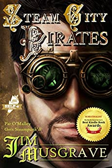 Steam City Pirates by [Musgrave, Jim]