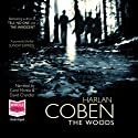 The Woods Audiobook by Harlan Coben Narrated by Carol Monda, David Chandler