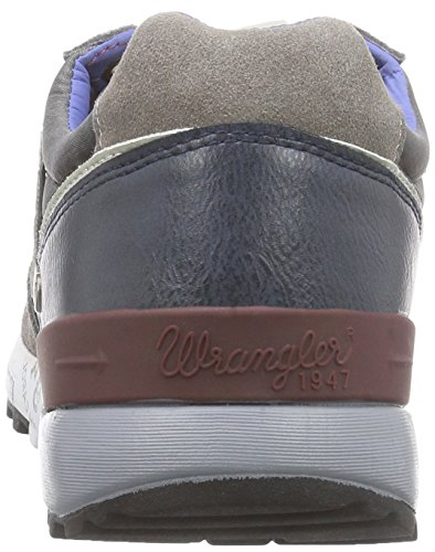 Wrangler Sunday - zapatilla deportiva de piel hombre beige - Beige (29 Taupe)