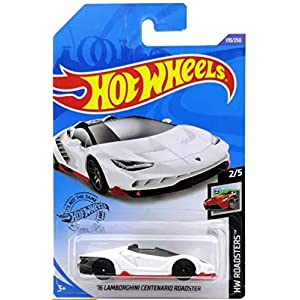Hot Wheels 16 Lamborghini Centenario...