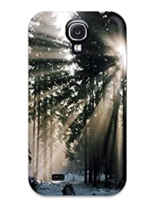 High Quality Winter Rays Case For Galaxy S4 / Perfect Case