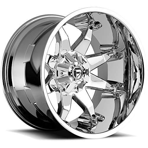 Fuel Octane Chrome Wheel (20x12