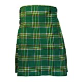 Tartanista Irish Plaid/Tartan 5 Yard 10 oz KILT 48