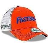 Ricky Stenhouse Jr. New Era Fastenal 2016 Darlington Driver 9FORTY Adjustable Hat - Orange