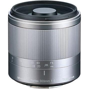 Tokina 300mm f/6 3 Reflex MF Macro Lens (for Micro 4/3 Olympus/Panasonic  Cameras)