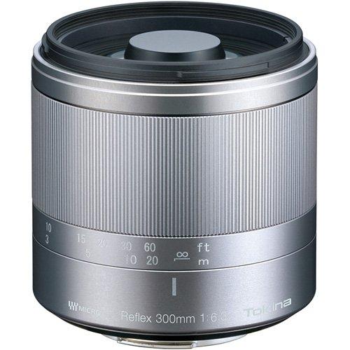Tokina 300mm f/6.3 Reflex MF Macro Lens