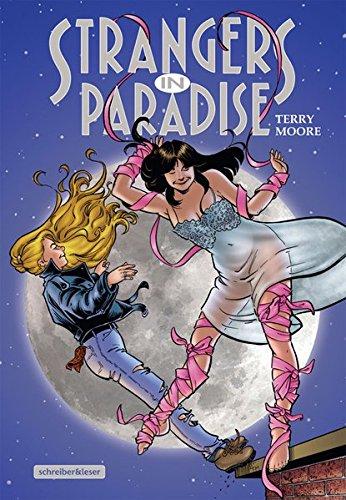Strangers in Paradise 1 Taschenbuch – 1. Juni 2013 Terry Moore Schreiber & Leser 3943808157 Comic