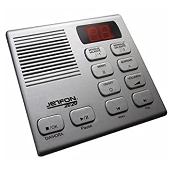 aba39c1bd18 Contestador Jetfon 2020: Amazon.es: Electrónica