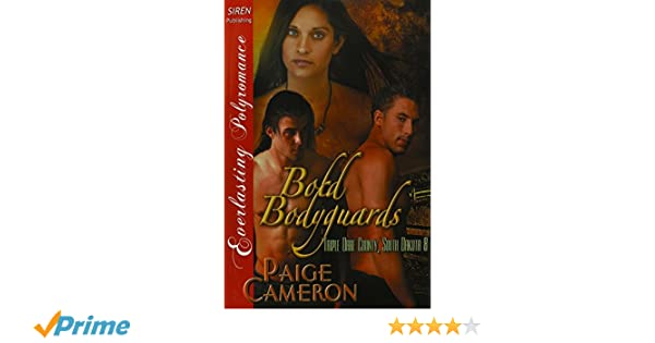 Bold Bodyguards [Triple Dare County, South Dakota 8] (Siren Publishing Everlasting Polyromance)