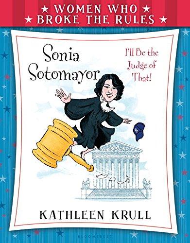 Women Who Broke Rules Sotomayor product image