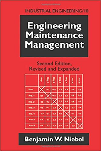 Engineering Maintenance Management, Second Edition, (Industrial Engineering: A Series of Reference Books and Textboo)