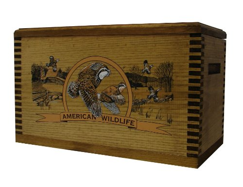 Evans Sports Accessory Case, Colored Wildlife Quail for sale  Delivered anywhere in USA
