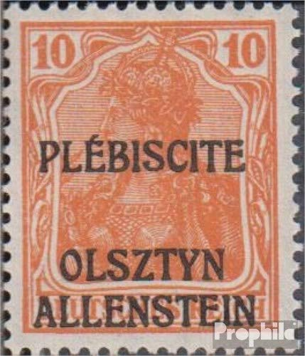 Prophila Collection Allenstein III, Nicht ausgegeben 1920 Germania (Briefmarken für Sammler)