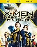 X-MEN:ファースト・ジェネレーション 2枚組ブルーレイ&DVD&デジタルコピー(ブルーレイケース)〔初回生産限定〕 [Blu-ray]
