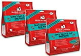 Stella & Chewy's Freeze-Dried Savory Salmon & Cod Meal Mixer for Dogs 9oz (3 Pack)