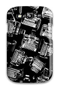 Snap-on Case Designed For Galaxy S3- Technology Cables