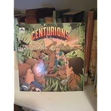 Vacation on Terror Island (Centurions Super Adventure)